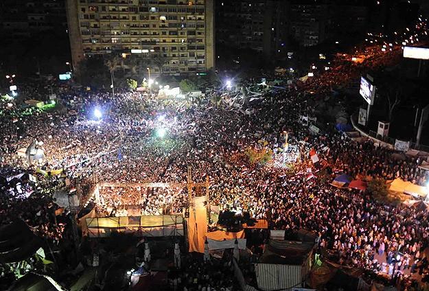 Mısırın Tüm Kentlerinde Müslümanlar Direniyor! (FOTO-VİDEO)