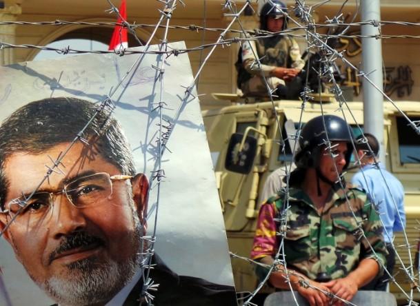 Mursinin Gözaltısı Yine Uzatıldı