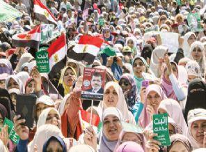 Mısırda Sisinin Kabusu Olan Video