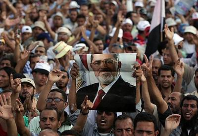 Müslüman Kardeşler'e Yasak Geldi