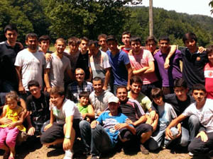 Üçüncüsü Yapılan Yeşil Çadır Kampı Sona Erdi