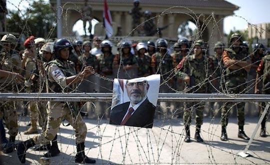 NYT: Mısır'da Darbenin Şartları Oluşturuldu