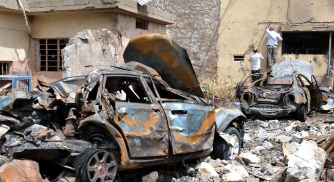 Irakta Bombalı Saldırılarda 32 Kişi Öldü