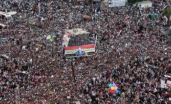 Mısırda Milyonlar Bugün Meydanlara Akacak