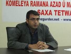 Özgür-Der Diyarbakır'da Nöbet Değişimi