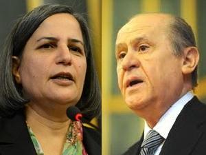 MHP ve BDPden Yeni Anayasaya Destek