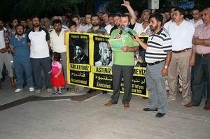 Antalyada Ümmet İftarı Etkinliği