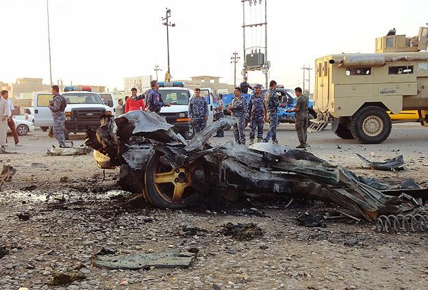 Irakta Bombalı Saldırı: 54 Ölü