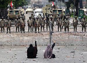 Mısır Darbesi, Halk ve İslami Hareketler