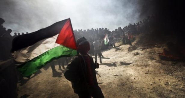 Filistinin Mandelası Hayatını Kaybetti