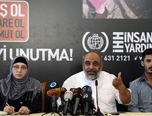 "İstanbuldan İnsanlığa ""Suriye'yi Unutma"" Çağrısı"
