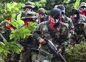 Kolombiya'da Sol Örgüt ELN Silah Bıraktı