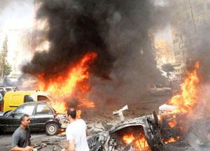 CIAden Lübnan'a İstihbarat Jesti