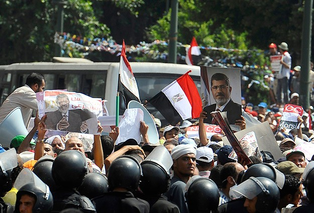 Mısırın 22 Kentinde Darbe Karşıtı Gösteri (VİDEO)