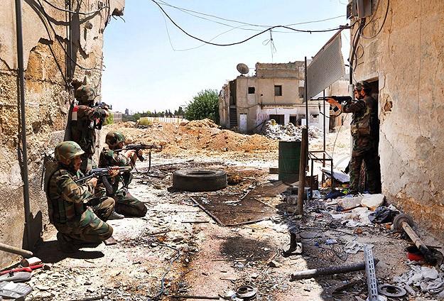 Nusra ve PYD Çatışmasında 29 Kişi Öldü