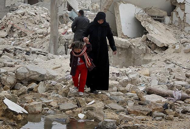 Suriyedeki Kardeşlerimiz Yardım Bekliyor