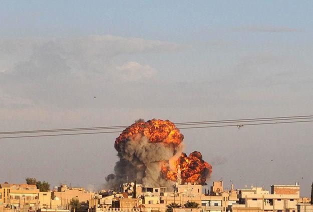 Suriye'de 88 Kardeşimiz Katledildi