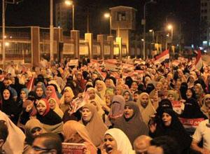 Darbeciler Mısır'da 3'ü Kadın, 5 Kişiyi Öldürdü!