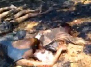 Dünya Burma Zulmüne Suskun (VİDEO)