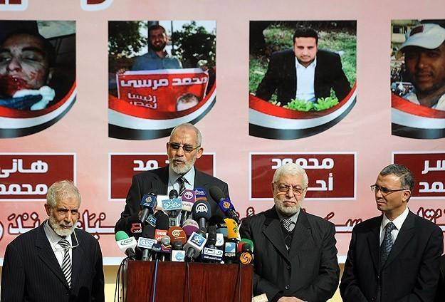Müslüman Kardeşler: ABD Elçisi Mısır'ı Terk Et!
