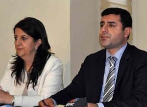 Demirtaş: 'Ana Muhalefete Adayız'