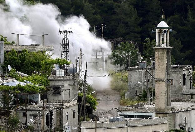 Yermuk'da Kimyasal Silah Kullanıldı İddiası