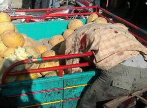 İdlib'de Pazar Yeri Katliamı (FOTO-VİDEO)