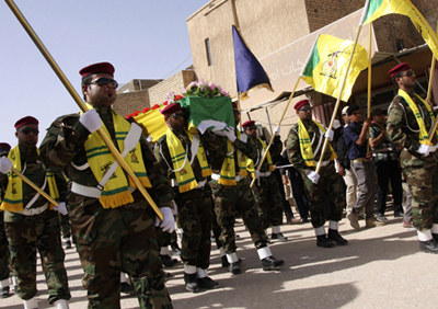 Irak'ta Canlı Yayında Katliam İlanı!