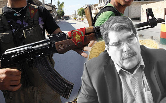 PYD Lideri Kimlerle Çatıştıklarını Açıkladı