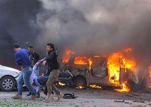 Suriye'de Baas Katliamı Devam Ediyor