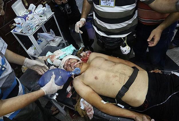 Mısırda Baltacılar Yine Saldırdı: 2 Ölü