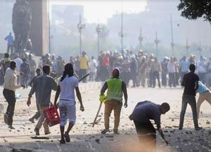 Mısır'da Provokatörler İşbaşında