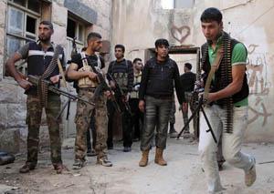Suriye Devrimi'ne Silah Yardımı
