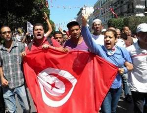 Mısır'ın Benzeri Tunus İçin İsteniyor
