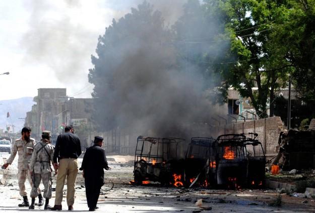 Pakistanda Bombalı Saldırı: 39 Ölü, 70 Yaralı
