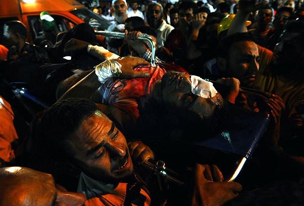 Adeviyyeye Kanlı Saldırı: 200 Şehit 4500 Yaralı