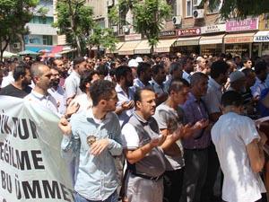 Adanadan Darbecilerin Katliamına Tepki