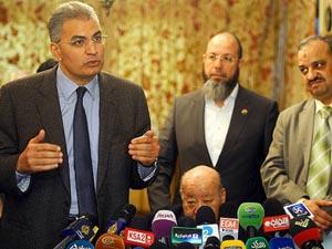 Mısırda Siyasilere Gözaltı