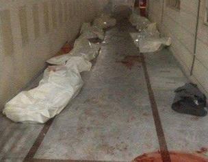 Humus'ta Teravih Esnasında Cami Bombalandı