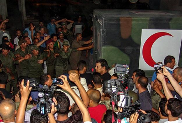 Tunusta 9 Asker Hayatını Kaybetti