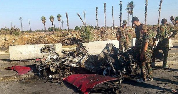 Suriyede Kürt Siyasetçiye Suikast