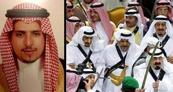 Prens Halid bin Ferhan'dan Onurlu Davranış