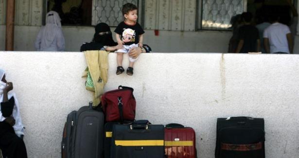 Cuntacıların Filistinlilere Refah Kapısı Zulmü