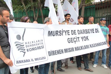 HDK: Darbeye de Mursiye de Geçit Yok