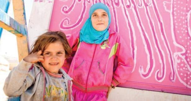 Mülteci Kampında Ramazan Bayramını Beklerken