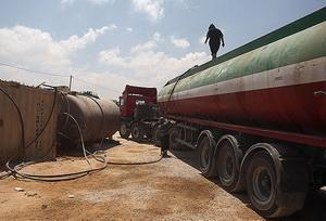 Mısır Ordusundan Gazze'ye Yakıt Darbesi