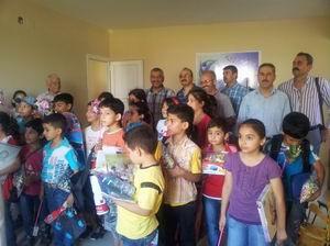 Hataylılar Bayramda Suriyeli Çocukları Unutmadı