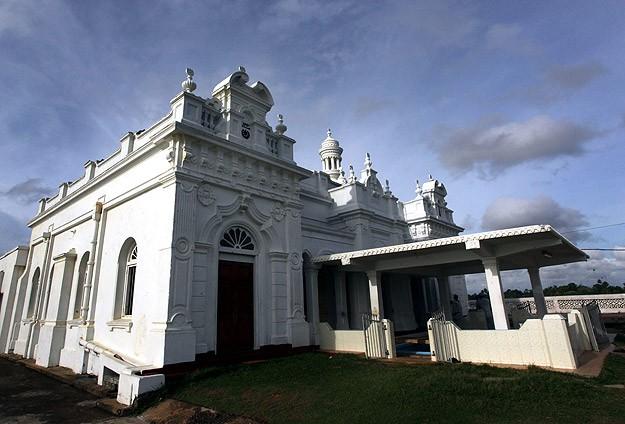 Sri Lankada Camiye Saldırı