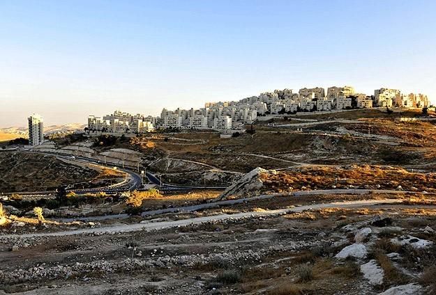 Siyonist İsrailden Yeni Yerleşim Kararı