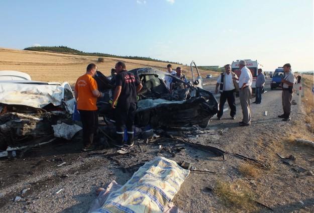 Bayramda Trafik Faciası: 86 Ölü